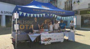 Successful Salisbury Big Bake Sale!